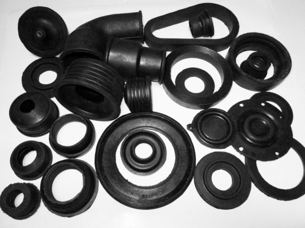 General mechanical rubber goods for petroleum industry